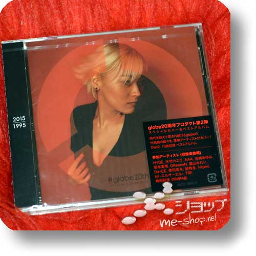globe - #globe20th SPECIAL COVER BEST (2CD feat. HYDE, Ayumi Hamasaki, Kumi Koda...)-0
