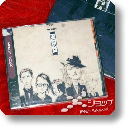 MERRY - Heijitsu no onna (lim.1.Press) +Bonus-Promosticker!-0