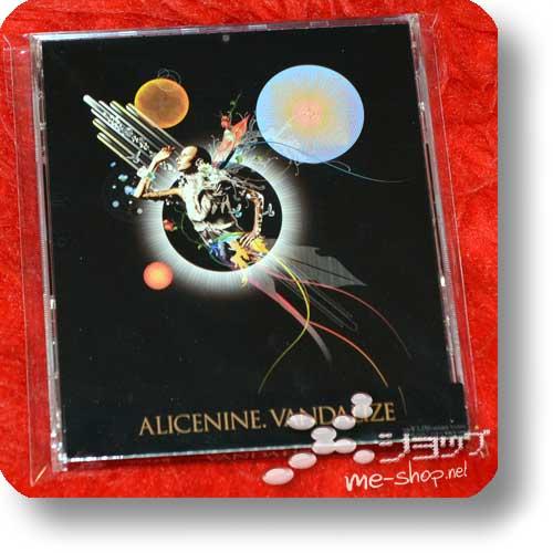 ALICE NINE - VANDALIZE (alice nine.) (Re!cycle)-0