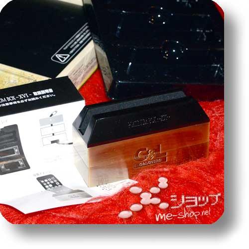 GACKT - Platinum Box XVI (LIM.BOX DVD + Metall-Smartphoneständer!)-15090