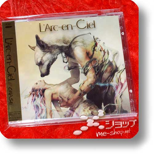 L'ARC~EN~CIEL - CHASE CD+DVD (Re!cycle)-0