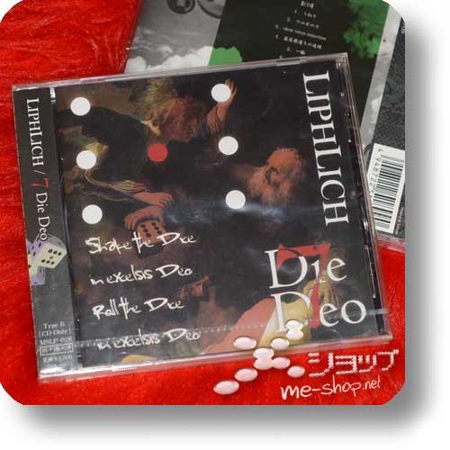 LIPHLICH - 7 Die Deo (B-Type inkl. Bonustrack!)-0