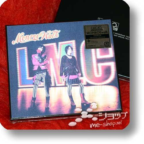 LM.C - MONROEwalk LIM.3D-BOX CD+DVD+Photobook-0