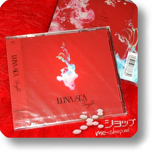 LUNA SEA - Thoughts LIM.CD+DVD (Re!cycle)-0