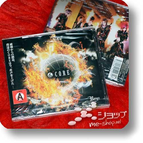 ROYZ - CORE (lim.CD+DVD A-Type) (Re!cycle)-0
