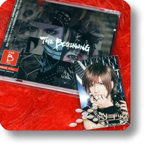 ROYZ - THE BEGINNING (lim.CD+DVD B-Type inkl.Tradingcards!) (Re!cycle)-0