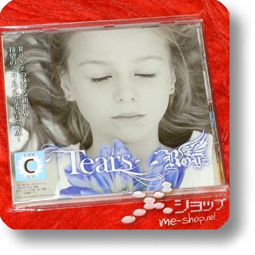 ROYZ - Tears (C-Type inkl. Bonustrack +Tradingcards!) (Re!cycle)-15200