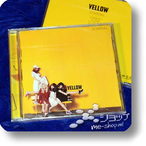 SCANDAL - YELLOW (EU-PRESSUNG)-0
