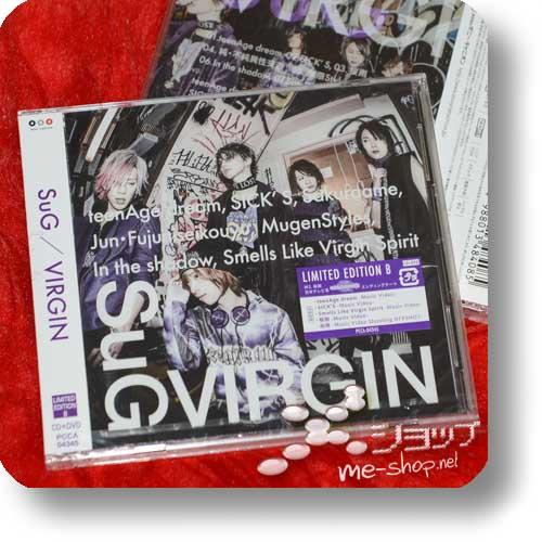 SuG - VIRGIN (lim. CD+DVD B-Type)-0