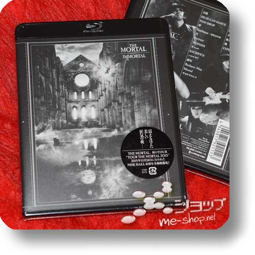 THE MORTAL - IMMORTAL Live-Blu-ray-0