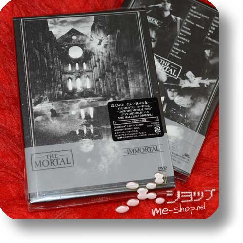 THE MORTAL - IMMORTAL lim.Box Live-2DVD+2CD+Photobook (BUCK-TICK)-0