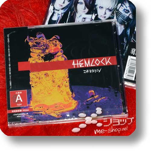 CODOMO DRAGON - HEMLOCK lim.CD+DVD A-Type-0