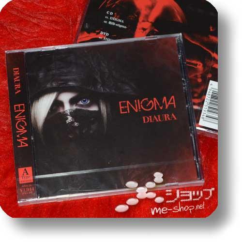 DIAURA - ENIGMA lim.CD+DVD A-Type-0