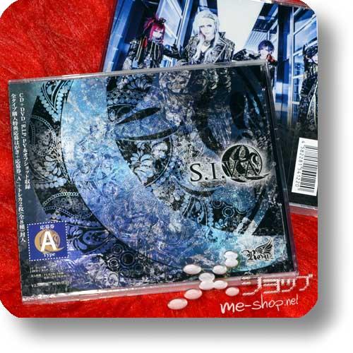 ROYZ - S.I.V.A (lim.CD+DVD A-Type) +Bonus-Fotokarte!-15261