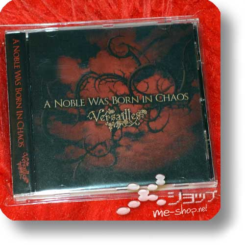 VERSAILLES - A NOBLE WAS BORN IN CHAOS (lim.MCD / live only) (Re!cycle)-0