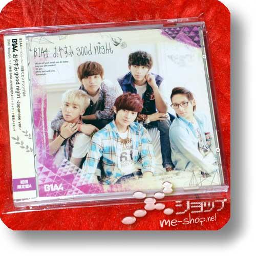 B1A4 - Oyasumi good night (lim.CD+DVD A-Type) (Re!cycle)-0