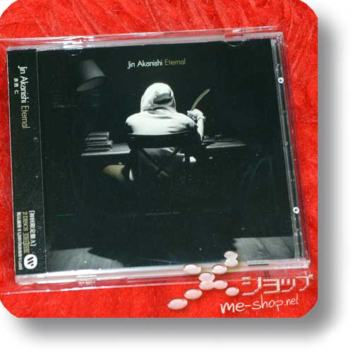 JIN AKANISHI - Eternal (lim.CD+DVD A-Type / KAT-TUN) (Re!cycle)-0