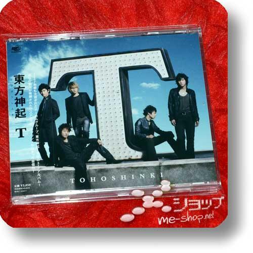 TOHOSHINKI - T (inkl.Bonustrack!) (Re!cycle)-0