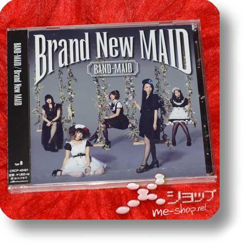 BAND-MAID - Brand New Maid (B-Type inkl. Bonustrack!)-0