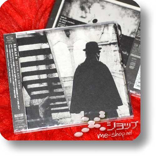 SCHAFT - DEEPER AND DOWN lim.CD+DVD (Hisashi Imai/BUCK-TICK, yukihiro/L'Arc~en~Ciel)-0