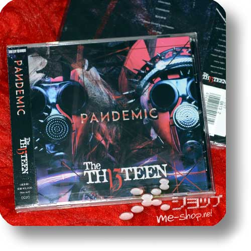 THE THIRTEEN - PANDEMIC (TH13TEEN / Sadie)-0