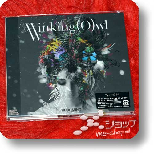 THE WINKING OWL - BLOOMING (lim.Digipak)-0