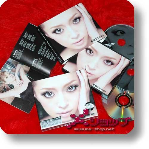 AYUMI HAMASAKI - A Best 2 (black) CD+2DVDs lim.1.Press (Re!cycle)-0