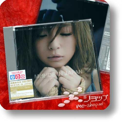 AYUMI HAMASAKI - M(A)DE IN JAPAN (Made) (CD+Blu-ray)-0