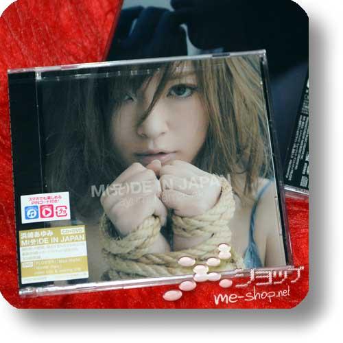 AYUMI HAMASAKI - M(A)DE IN JAPAN (Made) (CD+DVD)-0