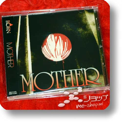BORN - MOTHER (inkl. Bonustrack!) (Re!cycle)-0