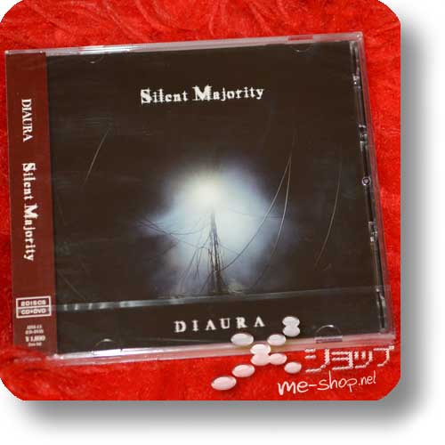 DIAURA - Silent Majority lim.CD+DVD A-Type-0