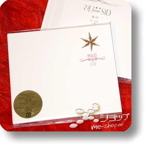 "MAO from SID - Hoshi / Tsuki lim.CD+DVD ""Hoshi ban"" +Bonus-Promoposter!-0"