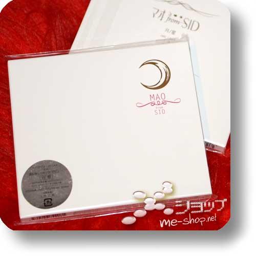 "MAO from SID - Tsuki / Hoshi lim.CD+DVD ""Tsuki ban"" +Bonus-Promoposter!-0"