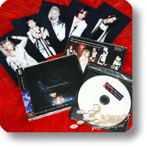 THE MICRO HEAD 4N'S - Hoshizora ni kakeru koe LIM.CD+DVD +Bonus-Fotoset+Comment DVD!-0