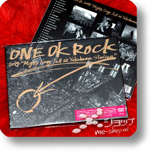 "ONE OK ROCK - 2014 ""Mighty Long Fall at Yokohama Stadium"" (DVD+60s.Photobook!)-0"