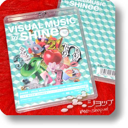 SHINee - VISUAL MUSIC by SHINee ~music video collection~ (Blu-ray)-0