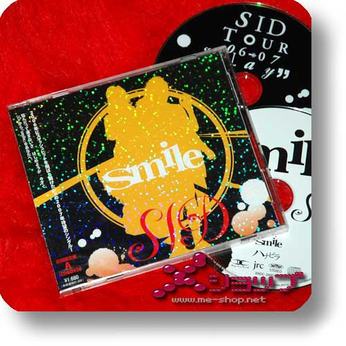 SID - smile LIM.CD+DVD (A-Type) (Re!cycle)-0