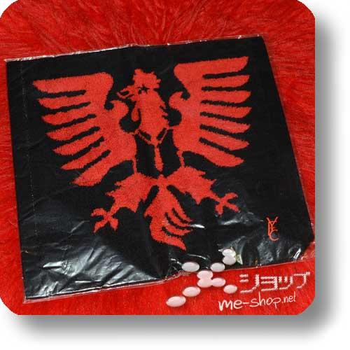 YELLOW FRIED CHICKENz - Logo Face Towel (Mini-Handtuch) Original Tour Merchandise!-0