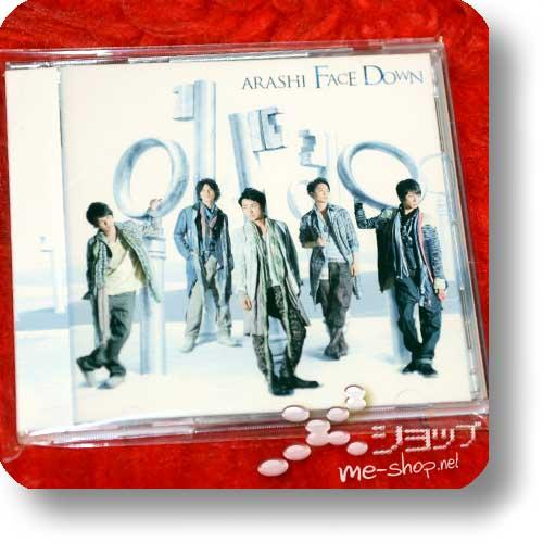 ARASHI - Face Down LIM.CD+DVD (Re!cycle)-0