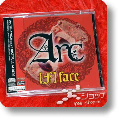 ARC - [F] face (lim.3000!) (Re!cycle)-0