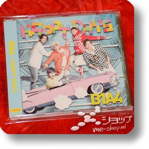 B1A4 - Happy Days (Fanclub-Edition) (Re!cycle)-0
