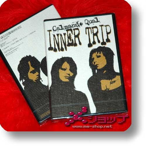 CALMANDO QUAL - Inner Trip (DVD) (Re!cycle)-0