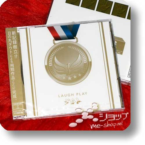 D=OUT - LAUGH PLAY (LIM.CD+DVD)-0