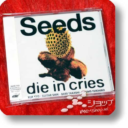 DIE IN CRIES - Seeds (kyo/D'erlanger, yukihiro/L'Arc~en~Ciel) (Re!cycle)-0