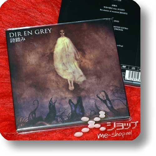 DIR EN GREY - Utafumi (feat. SUGIZO / LIM.CD+DVD)-0