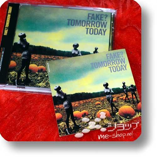 FAKE? - TOMORROW TODAY (1.Press inkl.Sticker!) (LUNA SEA / Oblivion Dust) (Re!cycle)-0