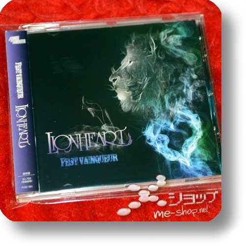 FEST VAINQUEUR - Lionheart (Re!cycle)-0