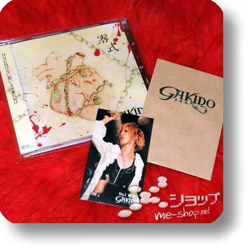 GAKIDO - Reishiki (inkl.Tradingcard!) (Re!cycle)-0