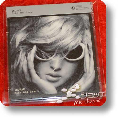 INORAN - Hide and Seek (lim.CD+DVD A-Type) (LUNA SEA) (Re!cycle)-0
