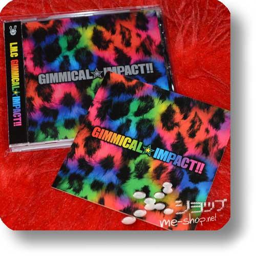 LM.C - GIMMICAL-IMPACT!! +Bonus-Sticker! (Re!cycle)-0